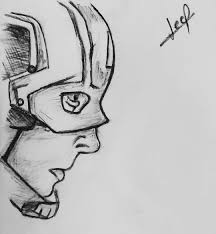 captain america u0027 sketch my sketches captain