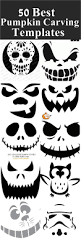 13 best pumpkin carving stencils images on pinterest halloween