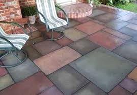 how to paint concrete patio home design ideas and pictures