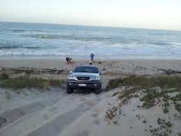 hello everyone kia sorento owner beach driving problem