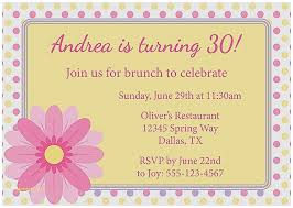 brunch invitations templates baby shower invitation inspirational baby shower invitations for