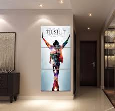 Cheap Framed Wall Art by Online Get Cheap Framed Michael Jackson Canvas Aliexpress Com