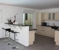 modele de cuisine ouverte sur salle a manger idee cuisine ouverte sejour deco salon avec en image lzzy co