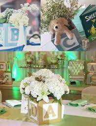 newcombo whiteeverything babyshower babyshowercenterpiece