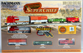 bachmann n 24021 chief set with e z track atchison topeka