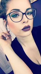 Makeup Pinterest Best 25 Makeup With Glasses Ideas On Pinterest Girls With