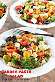 garden pasta salad can u0027t stay out of the kitchen