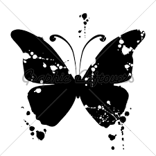 silhouette designs butterfly silhouette for you design gl