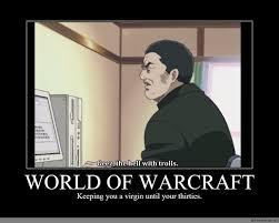 World Of Warcraft Meme - world of warcraft anime meme com