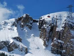 Jackson Hole Wyoming Map The 5 Scariest Ski Runs In Jackson Hole