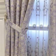 Best Curtains To Block Light Appealing Light Purple Curtains And Purple Patterned