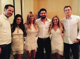 is christina el moussa dating hokey player nate thompson