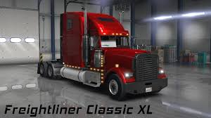 freightliner classic xl ats mods youtube