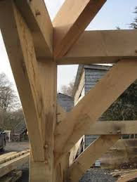 Irregular Hip Roof Framing Hip And Ridge Timber Frame Joinery Joinery Construction And