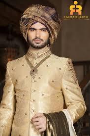 muslim and groom emraan rajput sherwani groom wedding designs 2016 13 modren