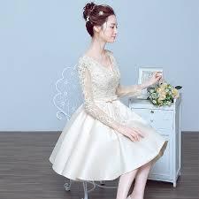 lace champagne short women elegant cocktail dresses plus size
