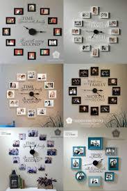wall decor wall clock decor inspirations wall clock decoration