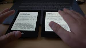 black friday kindle voyage best amazon kindle voyage vs paperwhite time com