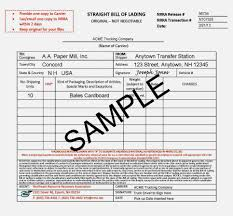 transport bill format in word free download invoice template letter