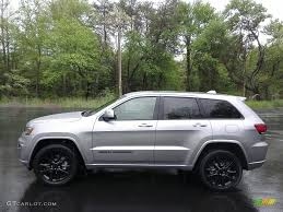jeep grand cherokee limited 2017 silver 2017 billet silver metallic jeep grand cherokee laredo 4x4