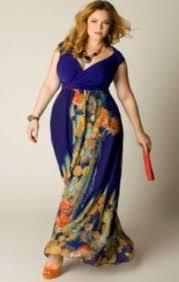 trendy plus size maxi dresses