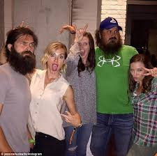 did you see duck dynasty duck dynasty star jep and his wife adopt black baby boy and say