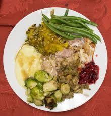 simple recipes for thanksgiving dinner thanksgiving dinner plates peeinn com
