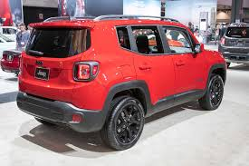 New 2017 Jeep Renegade Deserthawk To Debut At L A Auto Show