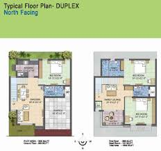 12 duplex house plans for 30x40 site east facing south classy