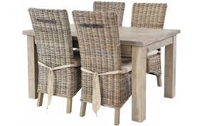 Harper Reclaimed Pine Extending Dining Table Buy Online At Kontenta - Dining table with rattan chairs