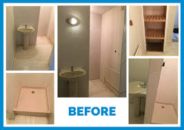 lichfield ensuite makeover desire bathroom interiors