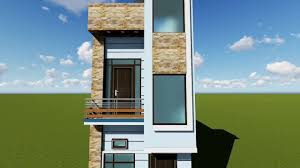 Front Elevation For House 12 Feet Front Elevation Youtube