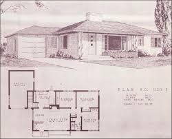 mid century ranch floor plans mid century ranch house plans mid century ranch house plans book mid