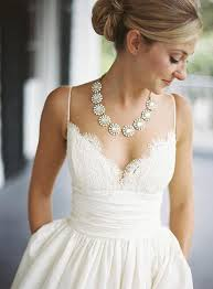 wedding dress a line a line sleeveless spaghetti lace wedding dress
