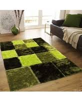 here u0027s a great deal on allstar black geometric thick area rug 4