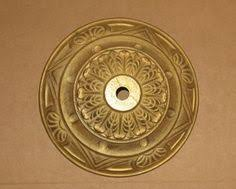 ceiling canopies for light fixtures 6 diameter solid brass chandelier ceiling canopy 70 8 shipping
