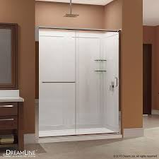 Bathroom Shower Kit by Shop Alcove Shower Kits At Lowes Com