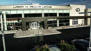 lexus texas dealerships larry h miller lexus murray new dealership youtube