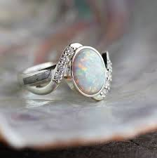 opal engagement rings awesome alternative engagement rings u2013 jewelry by johan
