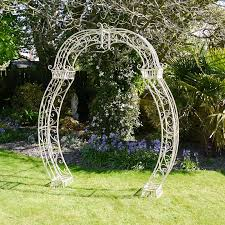 Wedding Arch Garden Garden Arches Home Outdoor Decoration