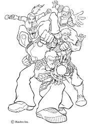 Coloriages coloriage des super héros  frhellokidscom