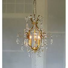 Crystal And Gold Chandelier Gold Mini Chandeliers Bellacor