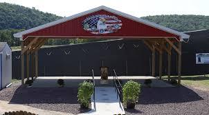 Pizza Barn Mehoopany Pa Wyoming County Community Fair Home
