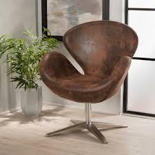 home loft concepts modern petal arm chair u0026 reviews wayfair