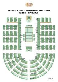 plans for a house house of representatives seating plan parliament of australia