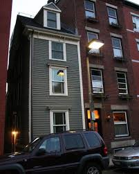 boston skinny house skinny house boston mass 9 of the world s thinnest buildings