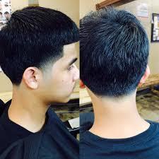 haircut low taper fade yelp