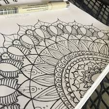 dishfunctional designs drawing a mandala be authentic