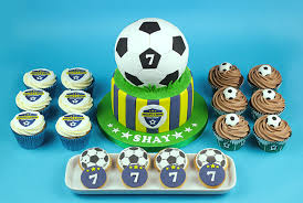 football cakes football cake cakey goodness