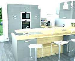 exemple de cuisine modele cuisine equipee modales de cuisines acquipaces modele de